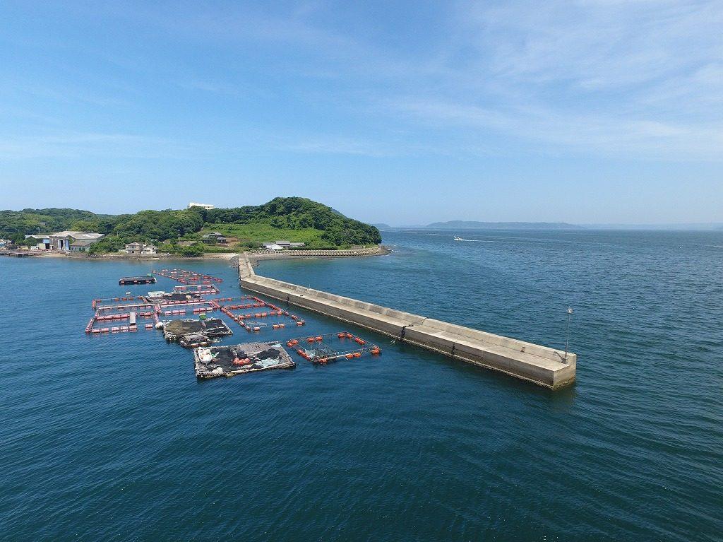 新御厨漁港(しんみくりや・松浦市) – Berth(バース)